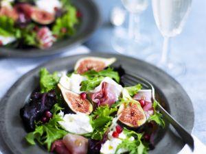Fig and Prosciutto Salad recipe