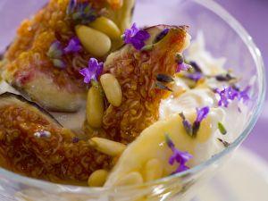 Figs and Yogurt recipe