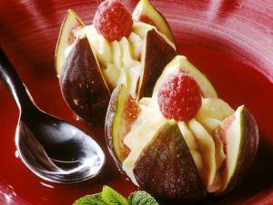 Figs with Mascarpone Cream recipe