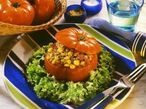 Filled Tomatoes recipe