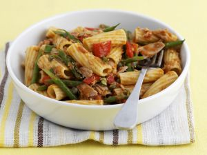 Flakey Fish Pasta Bowl recipe