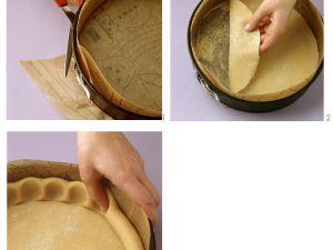 Foolproof Almond Pie Crust recipe