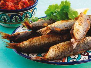 Fried Sardines recipe