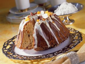 Fruit and Nut Bundt Spice Cake recipe