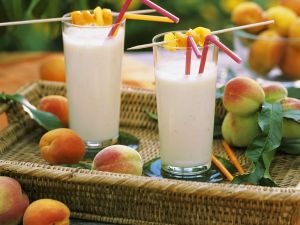 Fruit Milkshakes recipe