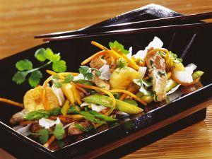 Fruity Pork Stir-fry recipe