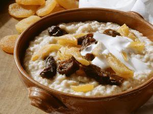 Fruity Porridge recipe