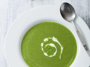 Garden Vegetable Veloute recipe