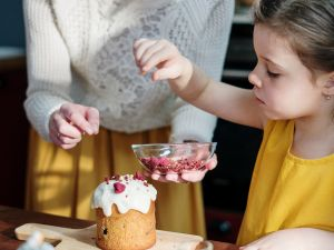 Quarantine Tips: Cooking For Your Kids