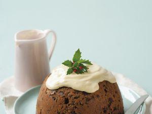 Gluten Free, Dairy Free, Sugar Free, Vegan Festive Plum Pudding recipe