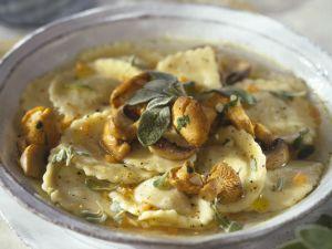 Gourmet Mushroom Pasta recipe
