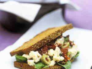 Greek-style Sandwich recipe