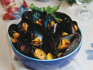 Greek-style Seafood recipe