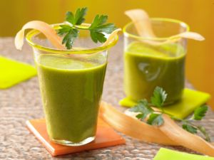 Green Carrot Juice recipe