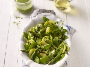 Green Veg and Potato Salad recipe