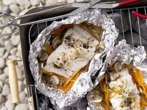 Grilled Fish Packets recipe