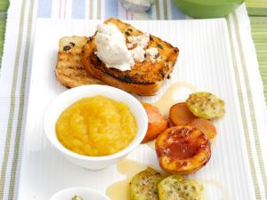 Grilled Fruit recipe