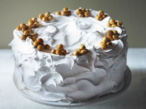 Hazelnut Gateau recipe