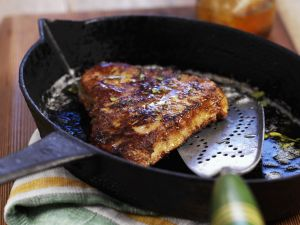 Honey-Glazed Tuna recipe