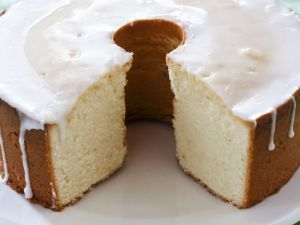 Iced Citrus Cake recipe