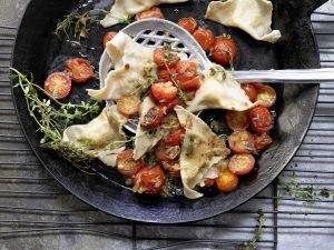 Kartoffel-Ravioli recipe