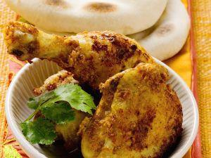 Indian Tandoori Spiced Chicken recipe