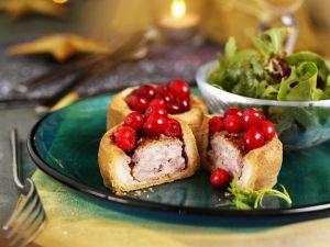 Individual Pork and Pastry Bites recipe