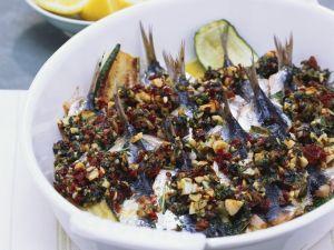 Italian-style Roast Sardines recipe