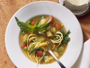 Italian Vegetable Soup recipe