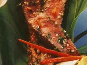 Jamaican Steaks recipe
