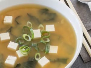 Japanese-style Miso Broth recipe