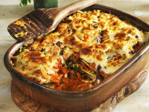 Kale Lasagna recipe