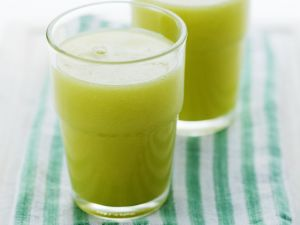 Green Fruity Drink recipe