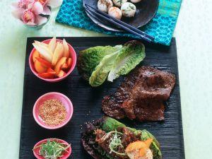 Korean-style Sliced Beef recipe