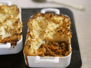 Lamb Mince and Mash Bake recipe