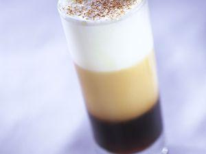 Latte with Grappa recipe