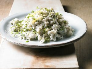 Lemon and Thyme Risotto recipe