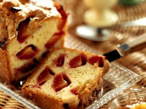 Lemon Plum Cake recipe
