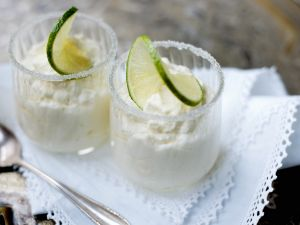 Lime Yogurt Cream recipe