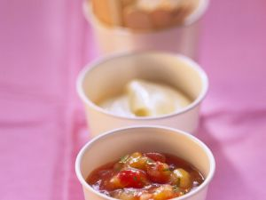Mango Chutney with Tomatoes recipe