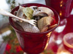 Marinated Herring recipe