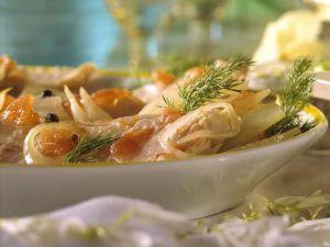 Marinated Trout recipe