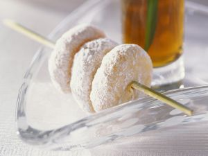 Marzipan Rings recipe
