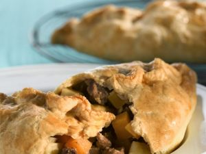Meat and Veg Pies recipe