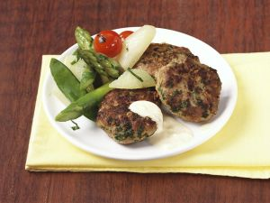Meatballs with Fresh Herbs recipe