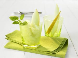Melon Sorbet recipe