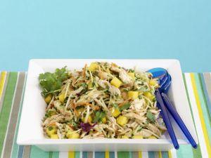 Mexican Mango and Chicken Salad recipe