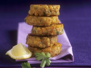 Middle Eastern Carrot Patties recipe