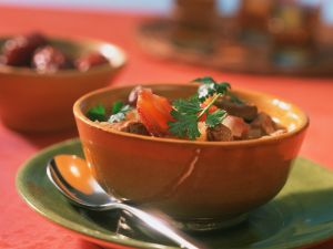 Middle Eastern Lamb Broth recipe
