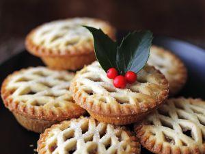 Mincemeat Lattice Pies recipe